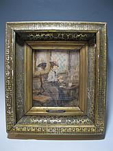 Isaac Lazarus ISRAELS (1865-1934) Dutch artist watercolor painting
