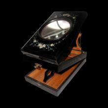 English Graphoscope Magnifier 19th Century