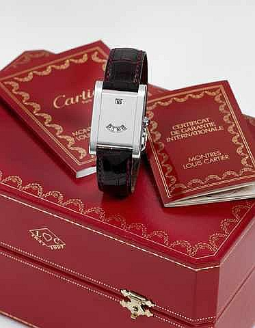 Cartier Platinum