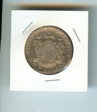 1920 MAINE CENTENNIAL SILVER COMMEMORATIVE HALF DOLLAR