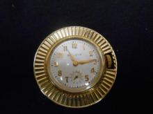 VINTAGE BULOVA 18K YELLOW GOLD WATCH