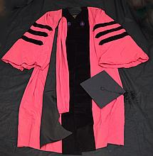 Harvard Regalia Probably from the 30's