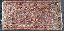Smaller Sized Antique Oriental Rug