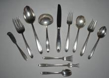 Alvin Southern Charm Sterling Silverware