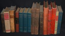 15 Antique Books Esoteric Subjects Many with Illustrations