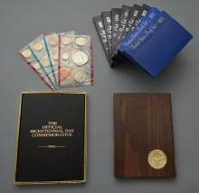 Collection of American Coin Proof Sets