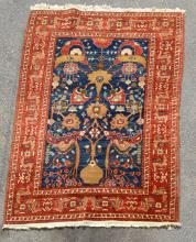Medium Sized Vintage Oriental Rug