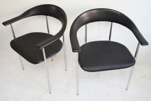 6 Mid Century Modern Italian Chairs
