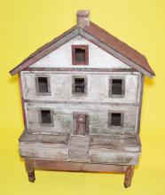 Wonderful Large Antique Doll House