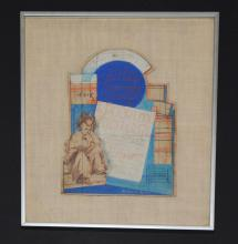 Original Ralph Byrer Shirley Temple Matinee Drawing