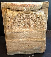 18th Century Stone Pediment