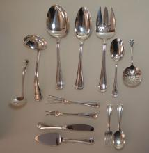 Gorham old French serving pieces