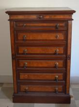 Handsome Well Preserved Victorian Lockside Dresser