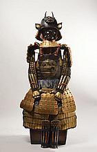 A COMPOSITE ARMOUR TOSEI GUSOKU IN DO MARU FORM