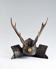 AN UNUSUAL KATANA-KAKE (SWORD STAND) FOR A DAISHO