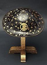 A BAJŌ-JINGASA OF SHINGEN TYPE