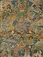 A THANGKA OF THE GURU PADMASAMBHAVA