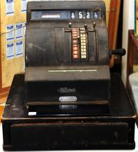 Vintage National Cash Register