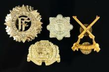 Republic of Ireland Army & Police Badges