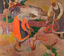 PARSAMIAN ALBERT(ARMENIAN,1908-1981)