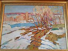 Dmitri Nalbandian (1906-1993)