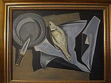 DMITRY KRASNOPEVTSEV (RUSSIAN 1925-1995)