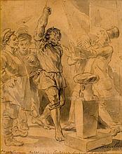 PAVEL PETROVICH SOKOLOV(RUSSIAN,1826-1905)