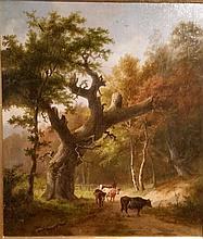 BAREND CORNELIS KOEKKOEK(DUTCH,1803-1862)