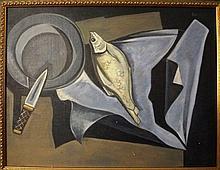 DMITRI MIKHAILOVICH KRASNOPEVTSEV(RUSSIAN,1925 - 1995)