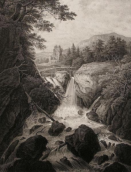 JOHANN JAKOB VON DORNER DER JÜNGERE 1775 - München