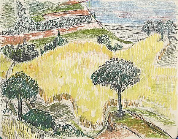 GERT HEINRICH WOLLHEIM Loschwitz bei Dresden 1894 - 1974 New York