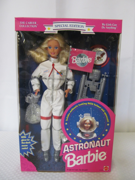 New, 1994 The Career Collection Astronaut Barbie