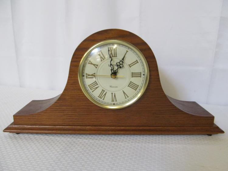 Linden Westminster Mantel Clock