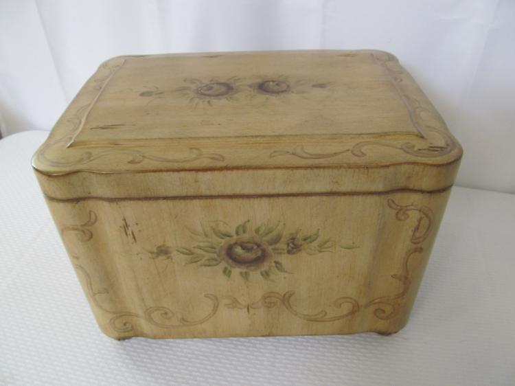 Decorative Box by Ethan Allen