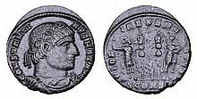 Constantine I the Great. 307-337 AD. AE Nummus.  ROMAN COIN