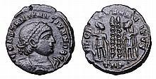Constantine II as Caesar. 316-337 AD. AE Nummus. ROMAN COIN