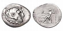 MACEDONIAN KINGDOM. Alexander III the Great. 336-323 BC. AR Tetradrachm ANCIENT GREEK COIN.