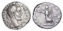 Septimius Severus. 193-211 AD. AR Denarius.  ROMAN COIN