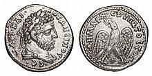 Caracalla. 198-217 AD. Syria. Seleucis and Pieria. AR Tetradrachm. Mint in Laodicea ad Mare.