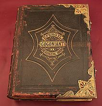 Holy Bible early 1900 AD. Welsh Language. Printed in Porth city (Wales) by Jones & Jones Hannah Street. RARE ANCIENT BOOK