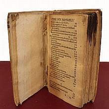 Bizzarrie academiche di Gian Francesco Loredano. Venezia - Venice 1643 RARE ANCIENT BOOK