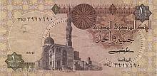 1 POUND 2008 EGYPT