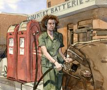 The Gas Station Attendant