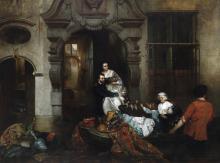 Huib van Hove (Dutch 1814-1864)