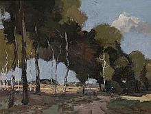 Theophile de Bock (Dutch 1851-1904)