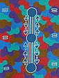 KENNETH JUNGARRAYI (Aboriginal), Medium: Original Acrylic