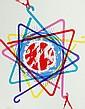 JAMES ROSENQUIST (1933 - ), Medium: Original Lithograph, 1975