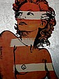 DAVID BROMLEY (1960 - ), Medium: Original Synthetic Polymer and Acrylic Painting