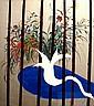 JAMIE BOYD (1948 - ), Medium: Original Oil Painting and Mixed Media