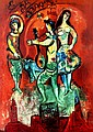MARC CHAGALL (1887 - 1985), Medium: Limited Edition Estate Authorised Lithograph